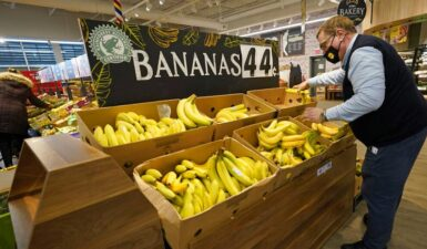 BANANAS - Πνευματικά Δικαιώματα Kathy Willens/Copyright 2021 The Associated Press. All rights reserved